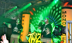 Twiztid Stage During Performance