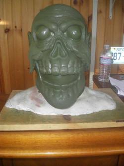 Logo Mask Sculpt