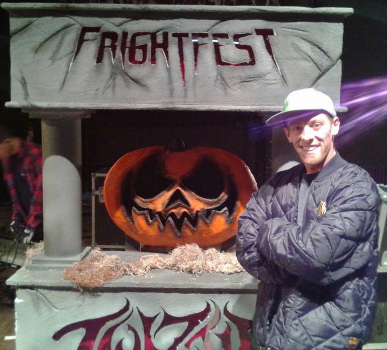 FrightFest Prop