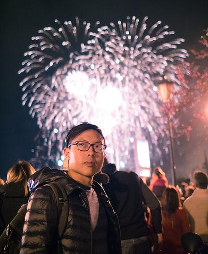 Stephen Ko Fireworks