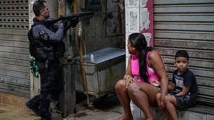 A Chacina do Jacarezinho e o riso do bolsonarismo nas redes sociais