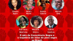 Programa Arte Contempolítica e a luta do povo negro no Brasil