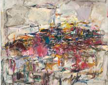 April 20: ArtScapades - Abstract Expressionism: Action Painting.