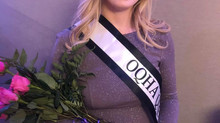 Congratulations 2020 OQHA Queen - Darcy Woods