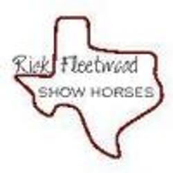 Rick Fleetwood show horses
