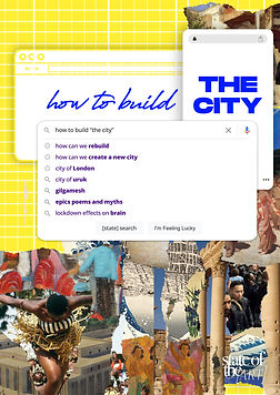 HOW TO BUILD [THE CITY] by state of the