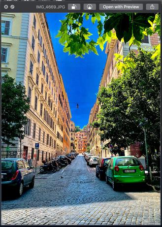 Rijeka Blue Pathway