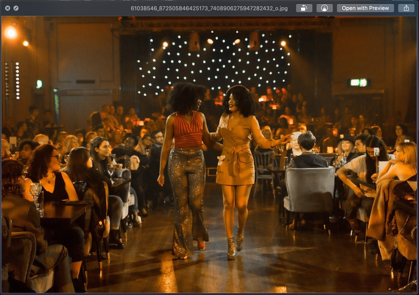 Supper Freak (2019), Bloomsbury Ballroom | Creative Direction by Munotida Chinyanga | Produced by Offcast