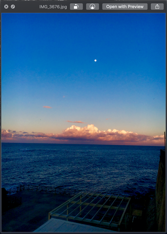 Sicily Clouds