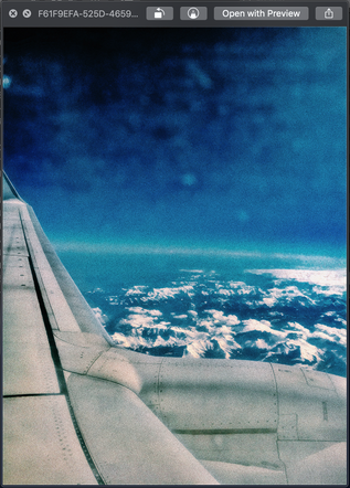 Air, Sky, Alphs