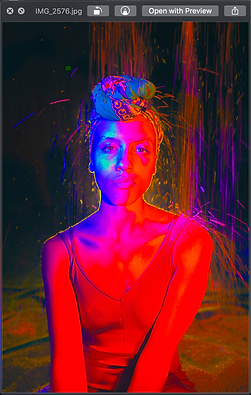 Tânia Miranda de Carvalho for Gilgamesh 2019. Poster Art Direction by Munotida Chinyanga.