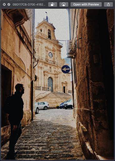 Sicily Alleys