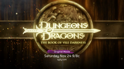 Syfy Dungeons and Dragons
