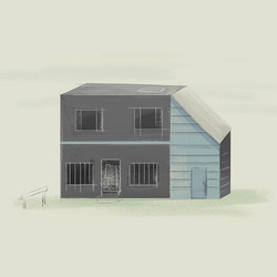 Day65_ _Desert Home___#100dailies #conceptart #digital #instagood #dailies #painting #paint #archite
