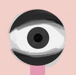 Day72_ _Observation___#100dailies #design #2d #sketch #eyes #insight #painting #paint #art #artist #