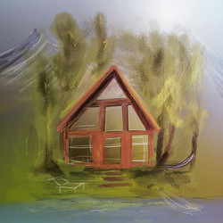 Day66_ _Lynell's Cabin___My take on a modern cabin home