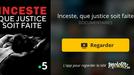 """Un très beau documentaire auquel j'ai participé """"Inceste que justice soit faite"""" : sur France 5"""