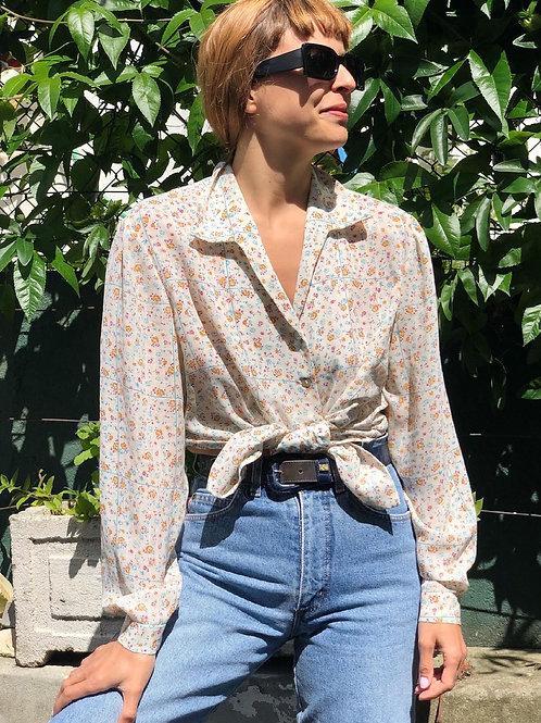 Handmade vintage blouse