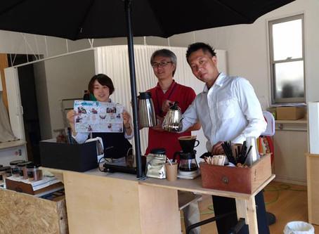マイクロリアカーBANYORIで地域課題を解決!ぐるぐるカフェやってます