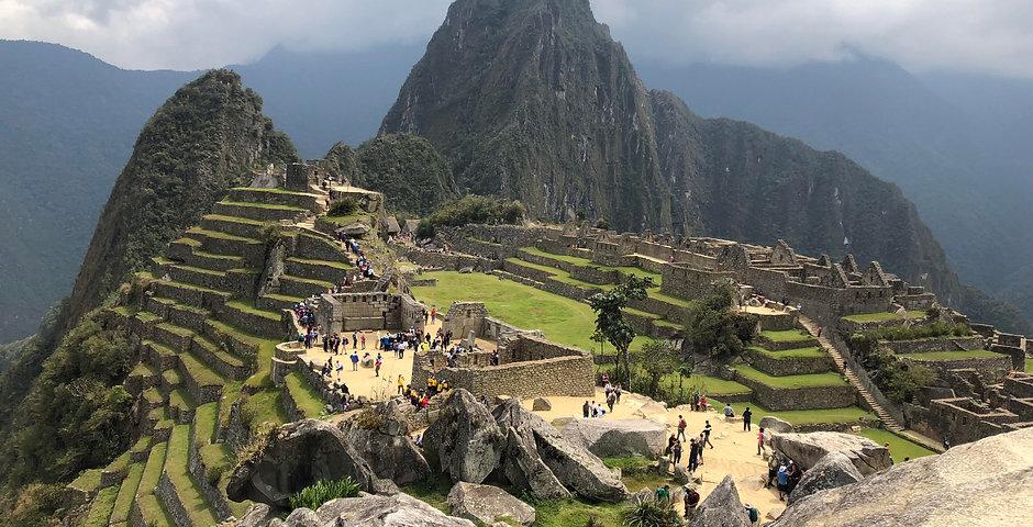 Peru Deposit