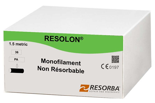 Resolon - Fils de suture NON RESORBABLE