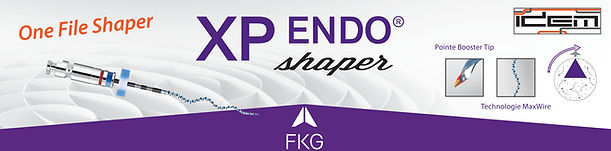 BANIERE XP ENDO SHAPER.