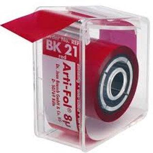 Plastique Articuler Bausch 8 µ Artifol