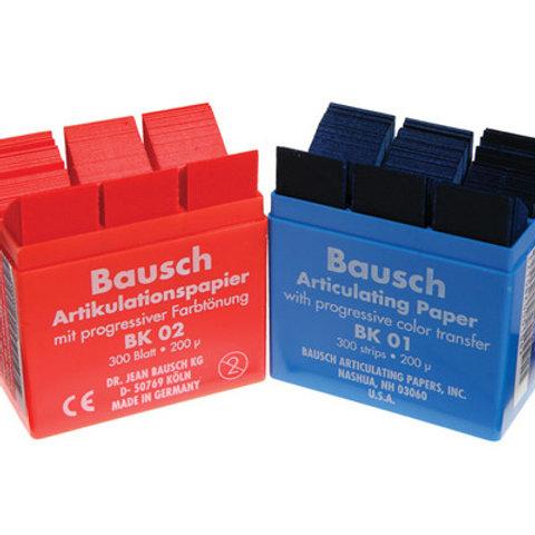 Papier Articuler Bausch 200 µ