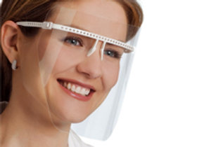 Protection facial