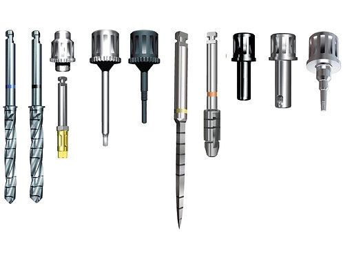 Set d'outils Simplifié Champions - Ref:31914