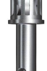 Porte implant tête boule - ref: 3040