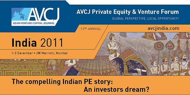 Seth R. Freeman at AVCJ Private Equity & Venture Forum Mumbai Dec. 2011