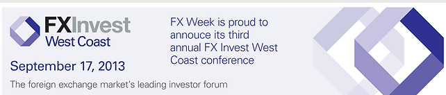 Seth R. Freeman speaker at FX Invest Conference September 2013