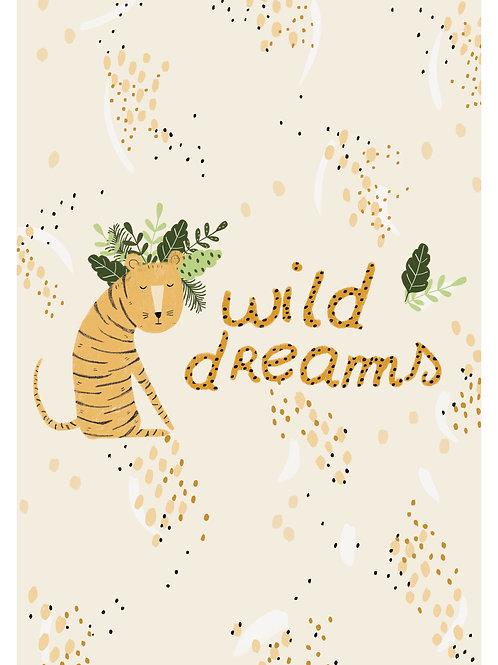 LÁMINA WILD DREAMS