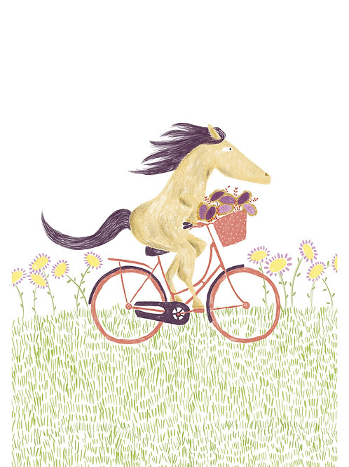 LÁMINA HORSE