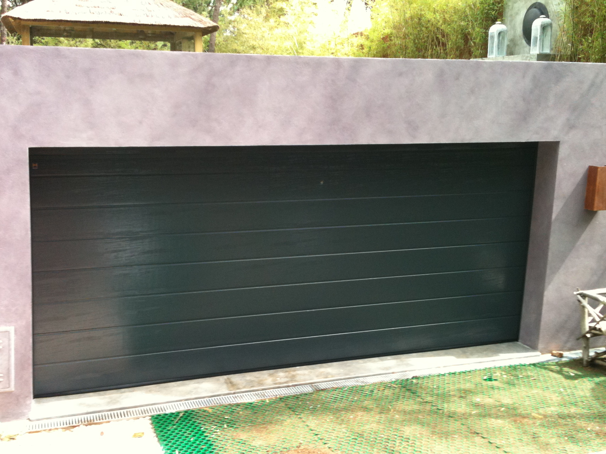 Hormann seccionado portão