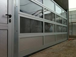 ALR Hörmann + side door