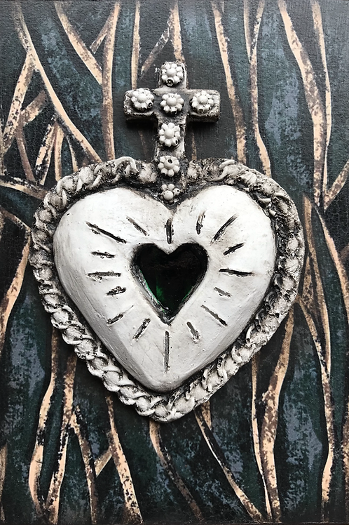 Embellished - Heart 1