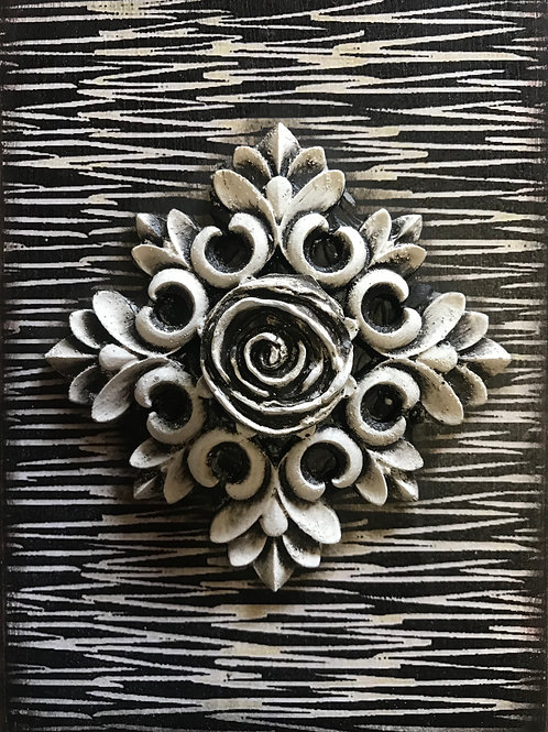 Embellished - Ornamental Medallion