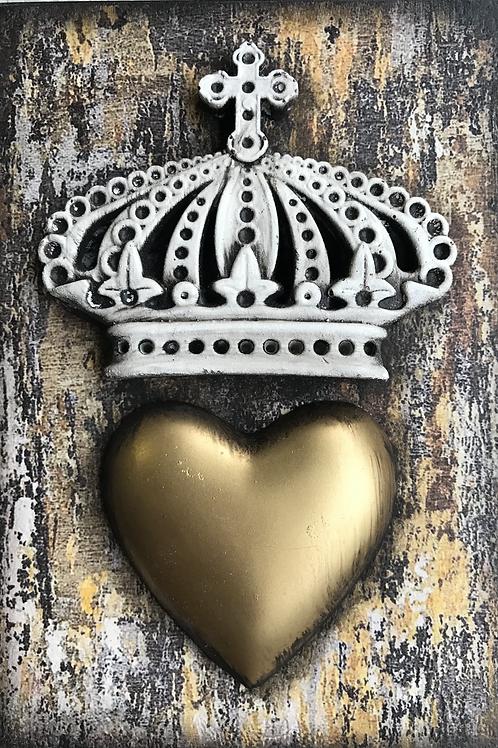 Embellished - Royal Heart 2