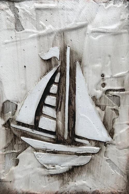 Harbour - Sailboat 1