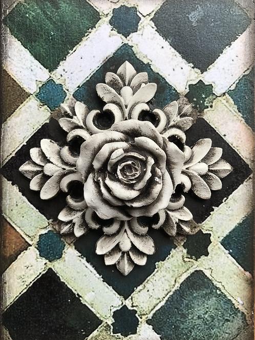 Embellished - Ornamental Medallion