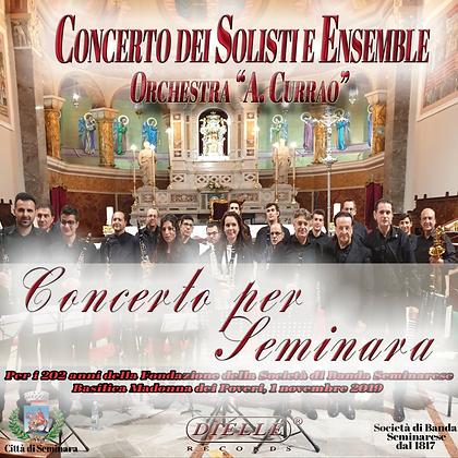 Concerto per Seminara
