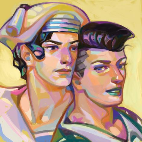Kira and Josefumi