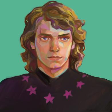 Portrait of Anakin