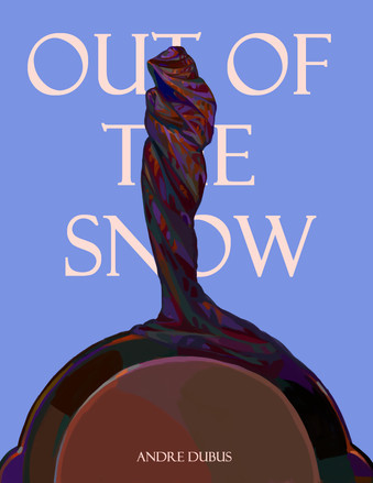 Out of the Snow (Book Cover Design)
