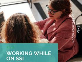 Working While On SSI/SSDI