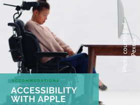 Accessibility with Apple