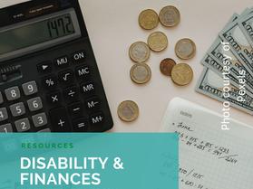 Disability & Finance