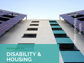 Disability & Housing